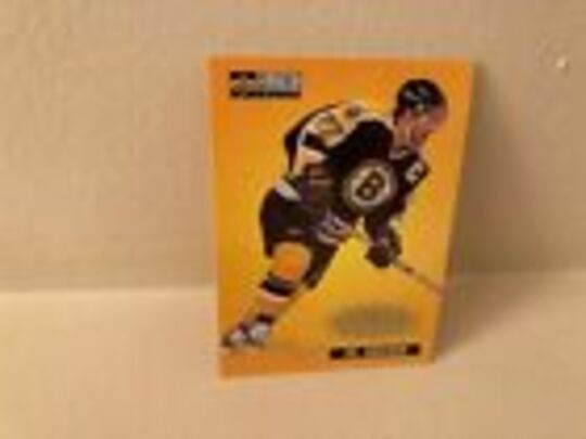 1997-98 Collector's Choice Crash The Game Bourque