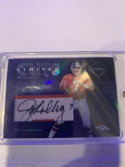 2003 limited elway
