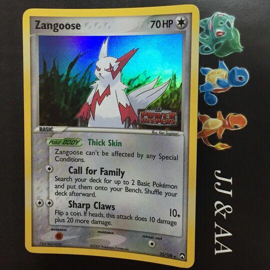 Zangoose 25/108