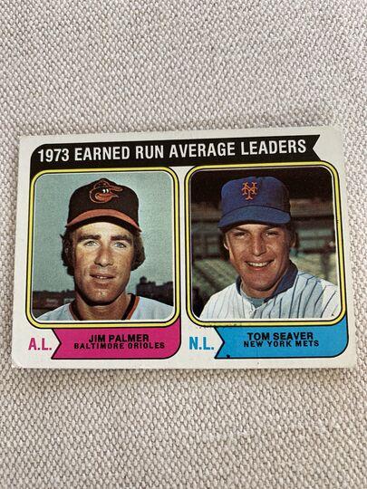 1974 topps baseball card 206