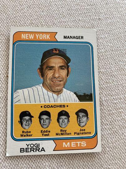 1974 topps baseball card 179