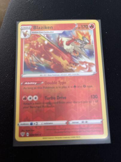 blaziken 24/189 reverse holo