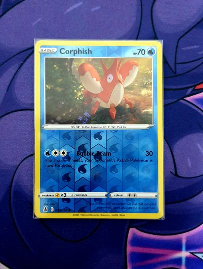 Corphish (038/163) Reverse Holo