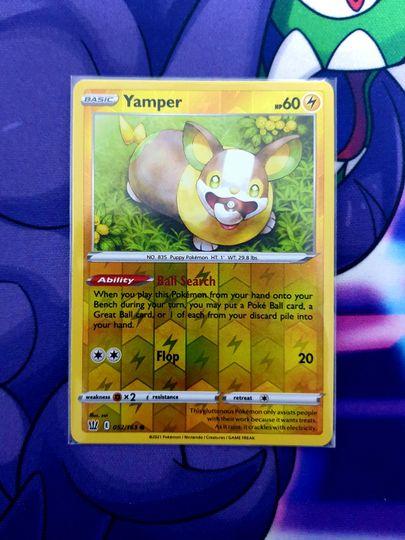 Yamper (052/163) Reverse Holo