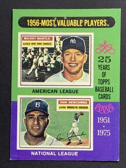1956 most Valuable 194