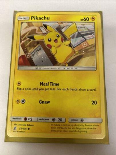 pikachu 55/236