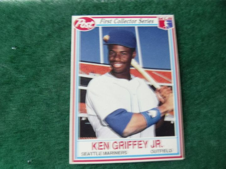 ken griffey Collection Image