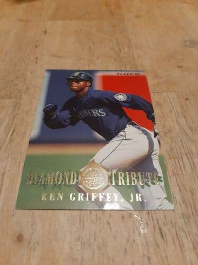 1995 fleer ken griffey jr 6 of 10