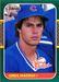 1987 Donruss Greg Maddux The Rookies #52