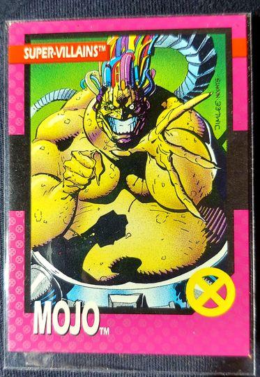 1992 Impel X-Men #53 Mojo