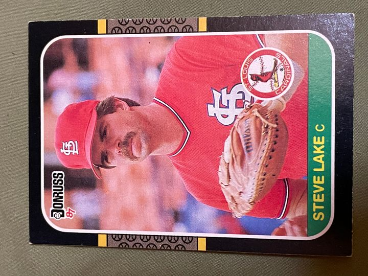 1987 Donruss Collection Image