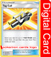 Tag Call 206/236 Cosmic Eclipse Pokemon TCG Online Digital Card in GAME + GIFT