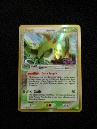 Card FLYGON Rare Holo 054//070 R 1 XY5 Pokemon Carte
