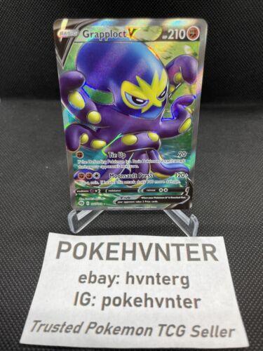 Pokemon Card   GRAPPLOCT V   Ultra Rare 072//073  CHAMPION/'S PATH  *MINT* 72//73