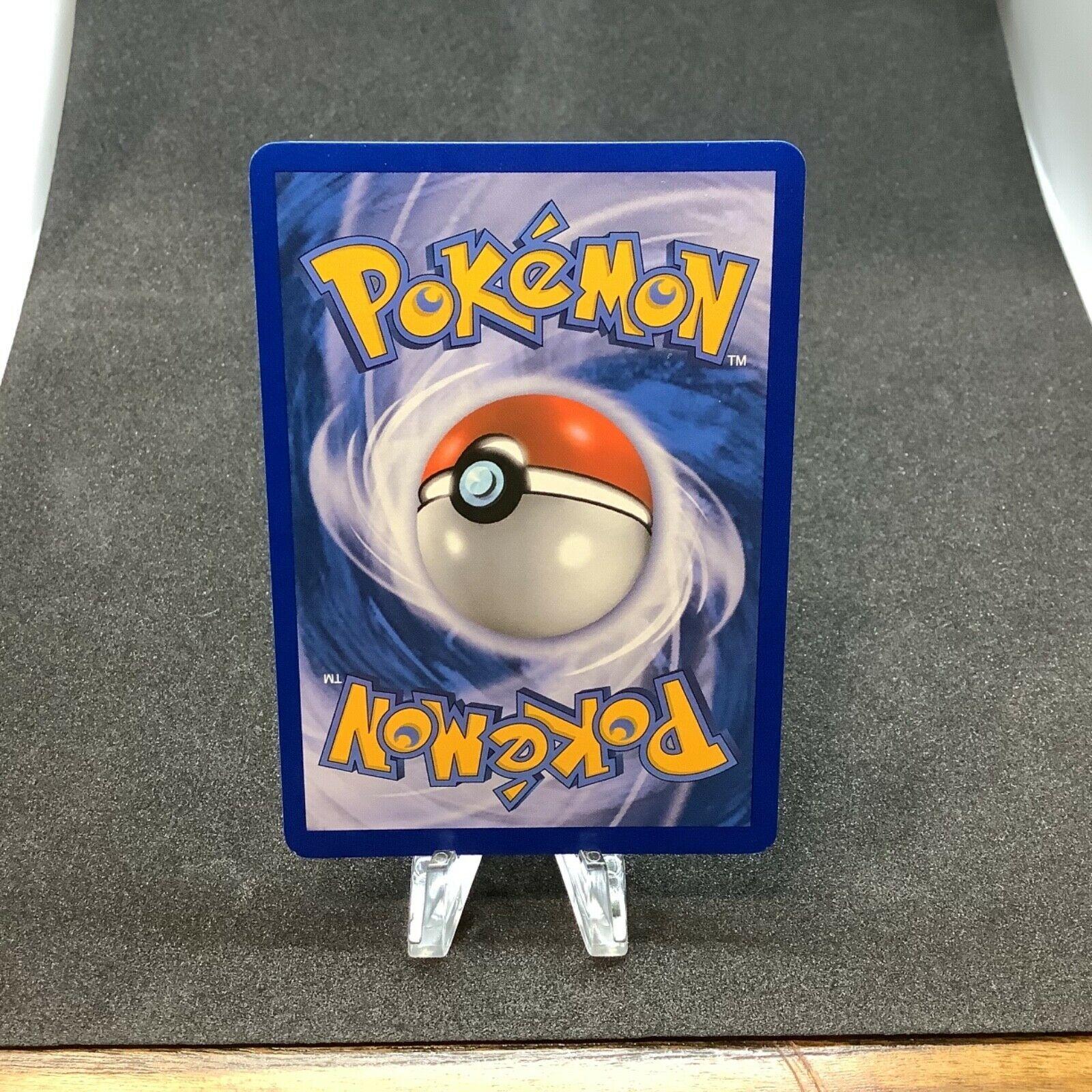 Absol Prime HGSS Triumphant 91/102 Holo Rare Pokemon Card NM - Image 7