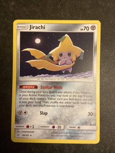 X4 Jirachi Deck Exclusives  99/181 / Rare NM