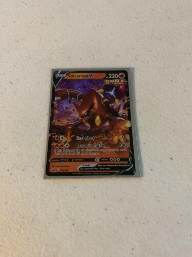 Volcanion V 025/198 Pokemon Chilling Reign Ultra Rare NM/M Mint