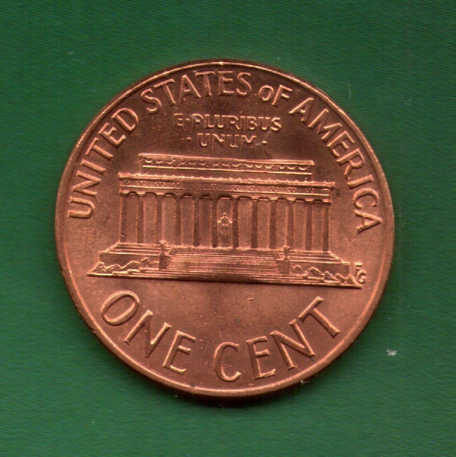 1973 S Penny UNC Slot Filler or Starter Coin   (73S0712) - Image 2