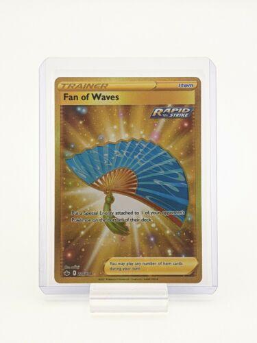 Fan of Waves 226/198 Chilling Reign Pokemon TCG Secret Rare NM
