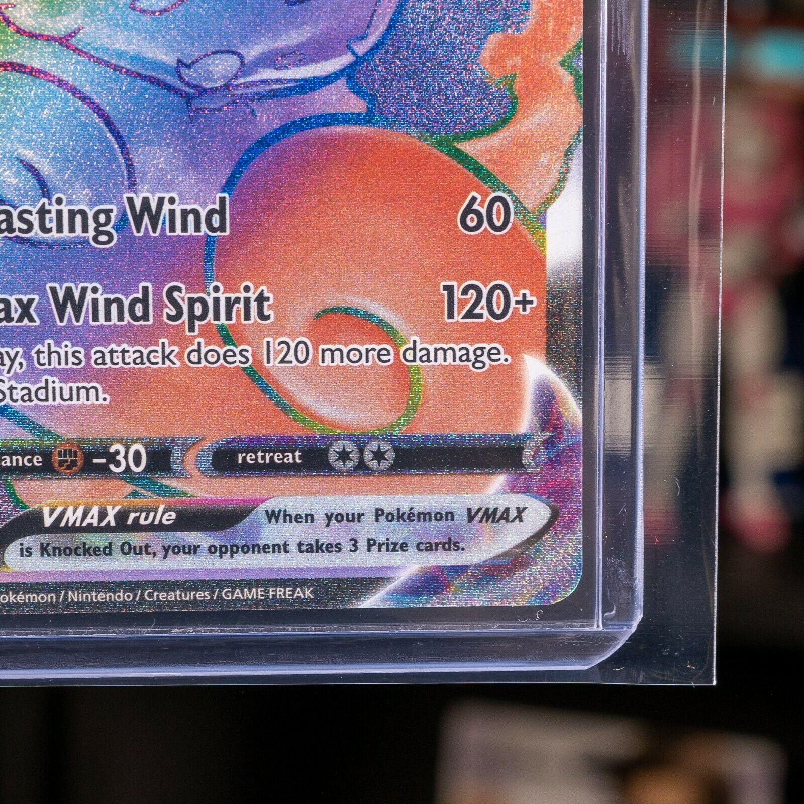 Tornadus VMAX - #209/198 - Secret Rainbow Rare Pokemon: Chilling Reign - Image 5