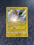 Morpeko SV044/SV122 Shiny Rare Pokemon Shining Fates NM