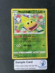 Weepinbell 002/163 Reverse Holo | SWSH: Battle Styles | Pokemon Card