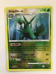 Sceptile 10/100 Reverse Holo Rare Stormfront Pokemon Card 2008