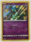 Shining Fates Shiny Dreepy SV060/SV122 Shiny Vault Holo Rare Pokemon Card