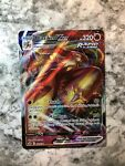 Pokemon Blaziken Vmax 021/198 Full Art Ultra Rare Chilling Reign NM Card