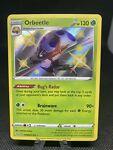 Pokemon TCG Orbeetle (Holo) Near Mint Shining Fates: Shiny Vault SV009/SV122