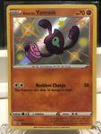 Pokemon - Galarian Yamask - SV065/SV122 - ✨Shining Fates✨ - Shiny Rare Holo