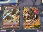 Pokemon Battle Styles (2×) Necrozma V 063/173 & 149/163 Full Art Ultra Rare NM/M
