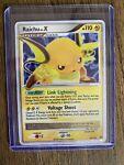 Raichu Lv.X 99/100 DP Stormfront HOLO RARE Pokemon Card
