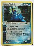 Pokemon - Team Aqua's Walrein - Team Magma vs Aqua 6/95 - Holo Rare - bend