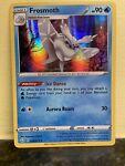 Frosmoth Pokemon Card - Shining Fates 030/072 - Rare Holo - Mint Condition