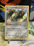 Copperajah SV091/SV122 Shining Fates Shiny Holo Rare Pokemon TCG Near Mint