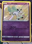 Pokémon TCG Galarian Ponyta Shining Fates SV047/SV122 Holo Shiny Holo Rare
