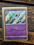 Galarian Ponyta - SV047/SV122 Shining Fates SHINY Holo Rare Pokemon - NM