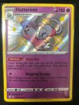 Pokemon SV056 Shiny Hatterene Shining Fates Ultra Rare