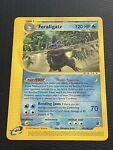 Feraligatr 47/165 Rare Expedition Set 2002 Non Holo NEAR MINT