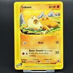 103/165 Cubone Expedition Base Set Pokemon Card Near Mint Condition
