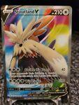 Pokémon TCG Stoutland V Sword & Shield - Battle Styles 157/163 Holo Full Art