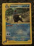 Pokemon Feraligatr 47/165 Expedition