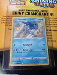 Suicune Shiny Vault Holo Rare SV022/SV122 Shining Fates NM Pokemon Card