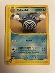 Pokemon Card - Expedition Poliwhirl 89/165 Uncommon - E-Card MP