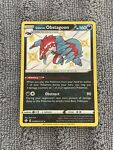 Galarian Obstagoon SV080/SV122- NM! SEE PICS! Pokemon Shining Fates