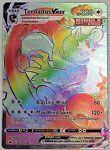 Tornadus VMAX 209/198 RAINBOW RARE Chilling Reign Pokemon Card NM/M