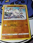 Unplayed Pokemon - Mankey - 066/163 - Reverse Holo - Battle Styles - NM/M