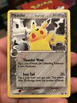 Pokémon Card - Delta Species Promo: Pikachu Black Star Holo Promo 035