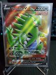 Tyranitar V Full Art 154/163 Ultra Rare Battle Styles Pokemon TCG Near Mint